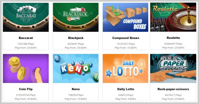PaidVerts Games