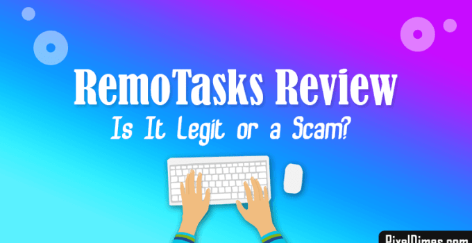 Remotasks Review 2020