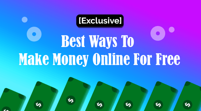 Learn how to make money online in 2020
