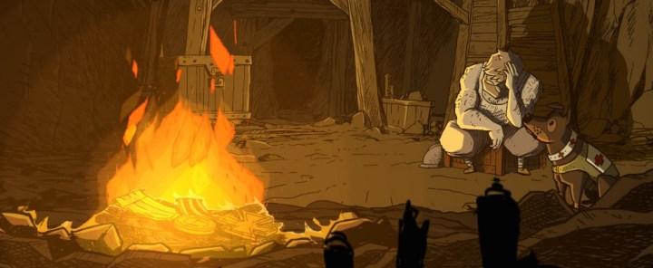 Valiant Hearts: Am Feuer