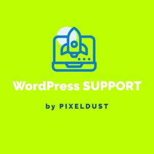 Unlimited WordPress Support Plan wordpress garage