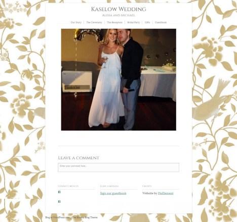 Kaselow Wedding