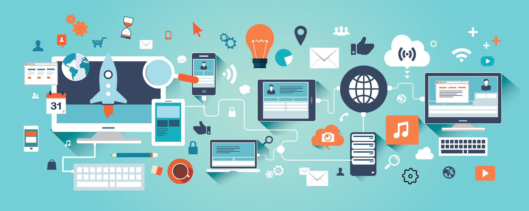Diseño | Marketing digital | Negocios | Internet