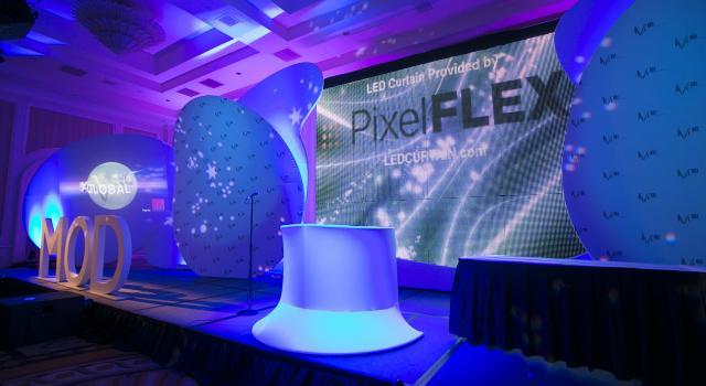 mod awards select pixelflex led video