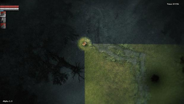Darkwood e il fumo nero di  Lost