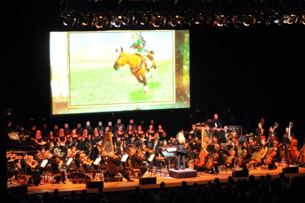 THE LEGEND OF ZELDA SYMPHONY OF THE GODDESSES - Andrew Craig - Copy