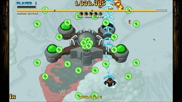 Forse il boss più brutto del gioco ma, ehi, questi sono gli screenshot che passano in convento.