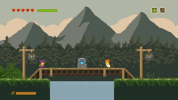 Morte e ripartenza sono immediate, come le moderne scelte di game design impongono.