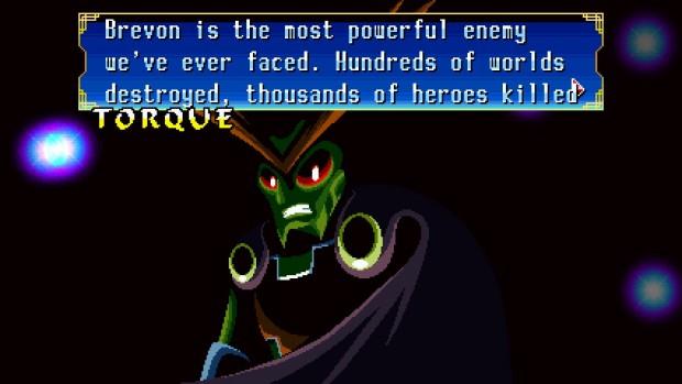 L'intento di rendere Lord Brevon un cattivo temibile è, perlomeno, riuscito.