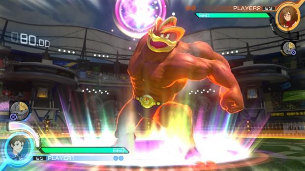 Prfino i Pokémon privi di megaevoluzioni cambiano aspetto con il Boost attivato.