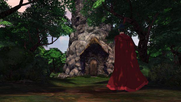 Torri magiche, principesse imprigionate, streghe cattive, tutto pronto per un classico fantasy. O no?