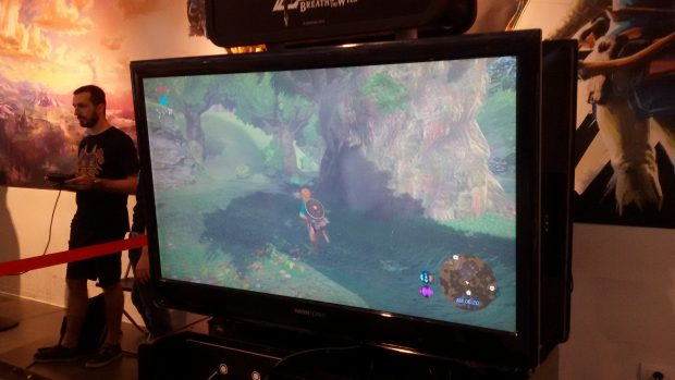 Zelda Breath of the Wild - Nintendo Showcase