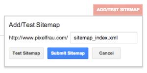 WordPress Sitemap