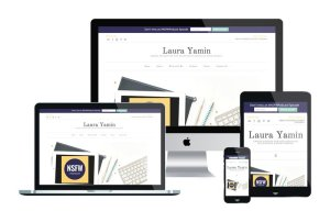 Starter Website - Laura Yamin