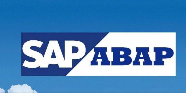 SAP ABAP programación para principiantes