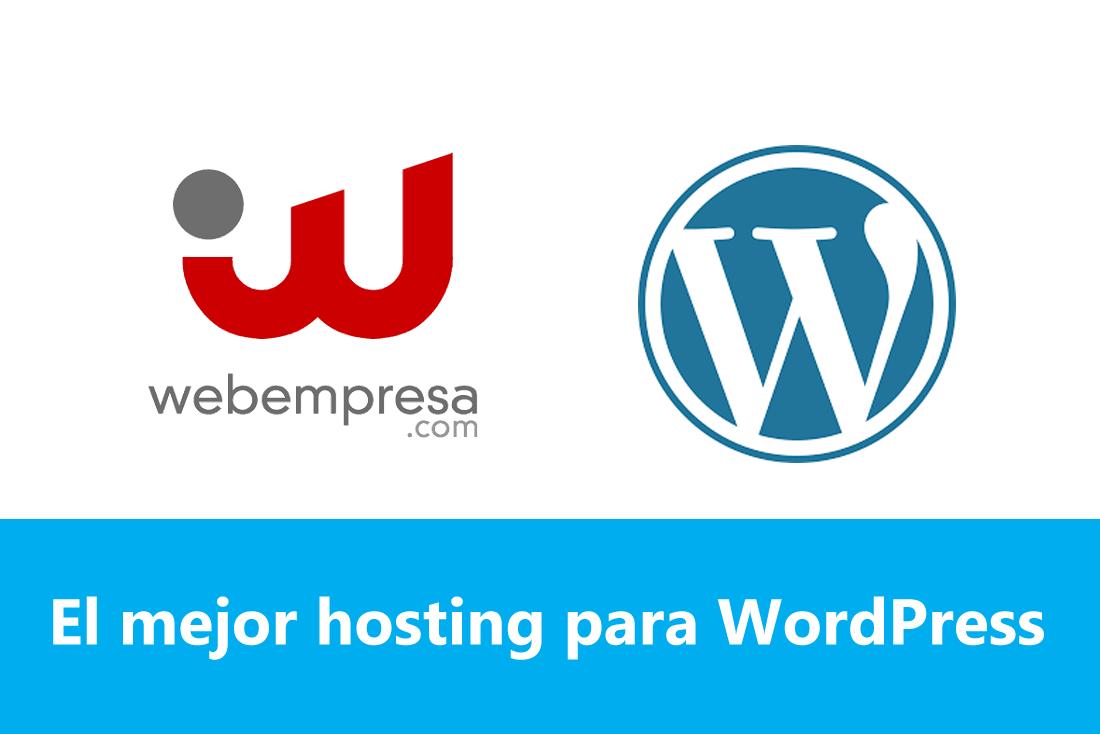 El mejor hosting para Wordpress