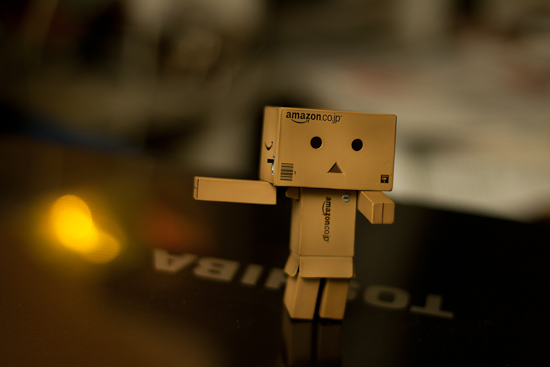 Danbo Unboxing