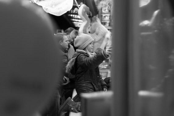 Menschen auf der Mindener Messe 2012