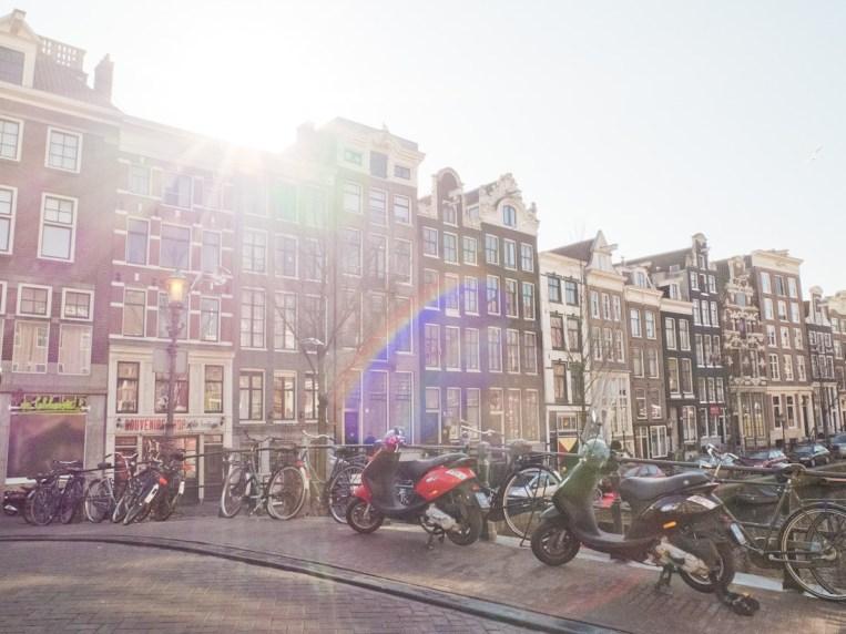 Bibliothek in Amsterdam