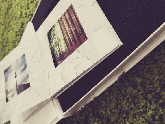 Geschenkbox für mein Instagram-Fotobuch von Saal Digital
