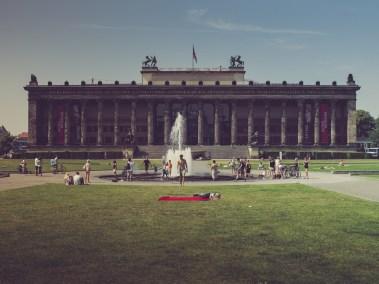 Tagesausflug nach Berlin