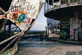 Lost Places - Die Abhörstation auf dem Teufelsberg