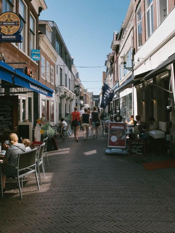 Tagestrip nach Alkmaar