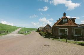 Anjum - Ein Dorf in den Niederlanden