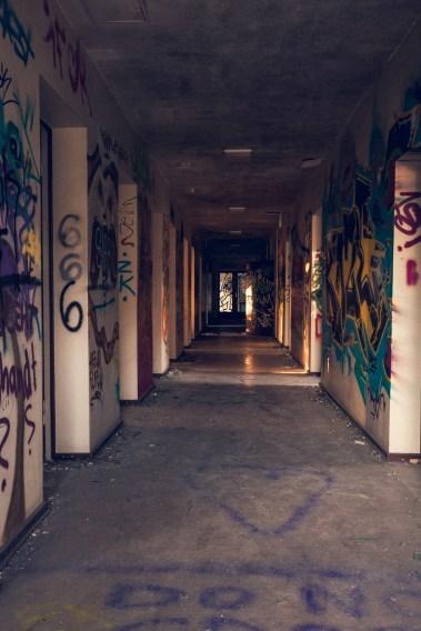 Lost Places - Das ehemalige Institut für Anatomie der Freien Universität Berlin