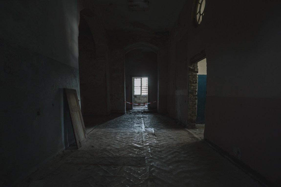 Beelitz-Heilstätten - Zentralbadeanstalt