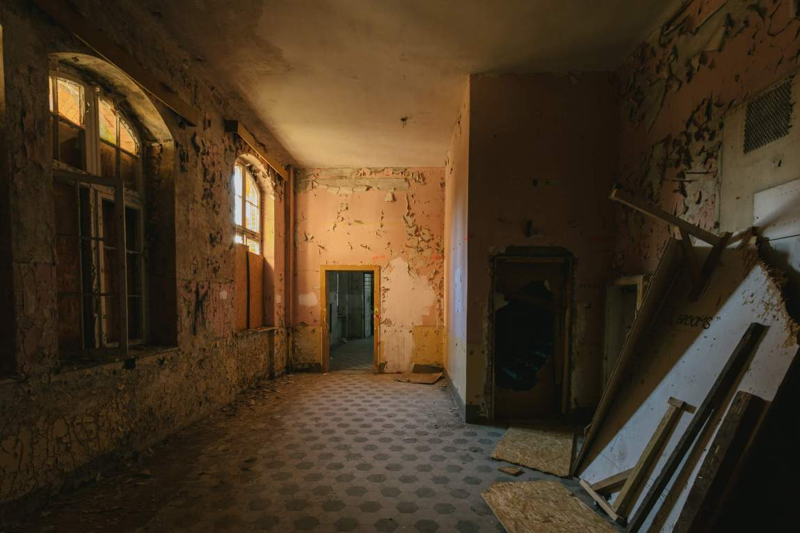 Beelitz-Heilstätten – Whitney Houston Haus