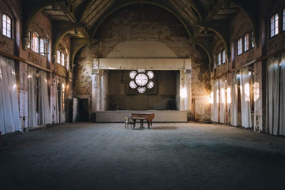 Beelitz-Heilstätten – Whitney Houston Haus