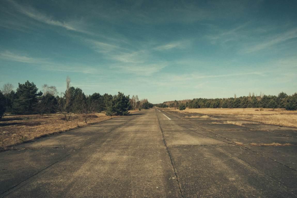 Flugplatz Sperenberg - Ein alter Militärflugplatz