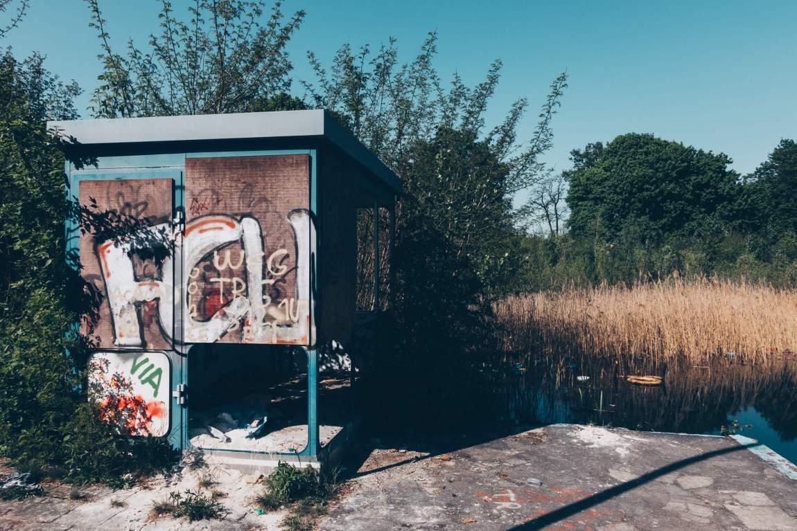 Das vergessene Wernerbad in Mahlsdorf