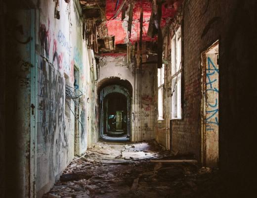 Jetzt vorbestellen - Bildband Verlassene Orte in Berlin