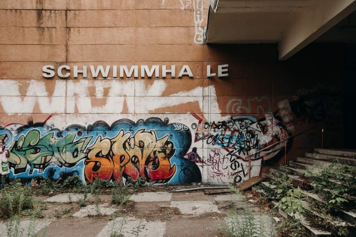 Schwimmhalle Pankow