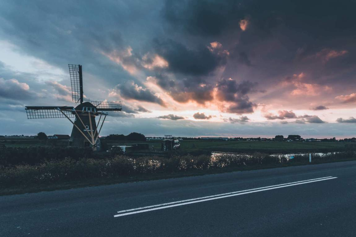 Noordwijk aan Zee - Urlaub an der Nordsee