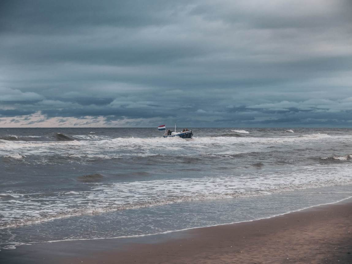 Kurt Carlsen - Das historische Rettungsboot