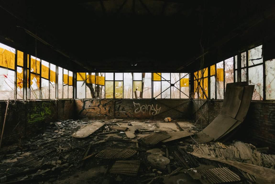 Verlassene Orte Berlin - Dem Charme des Verfalls in der Spree-Metropole auf der Spur