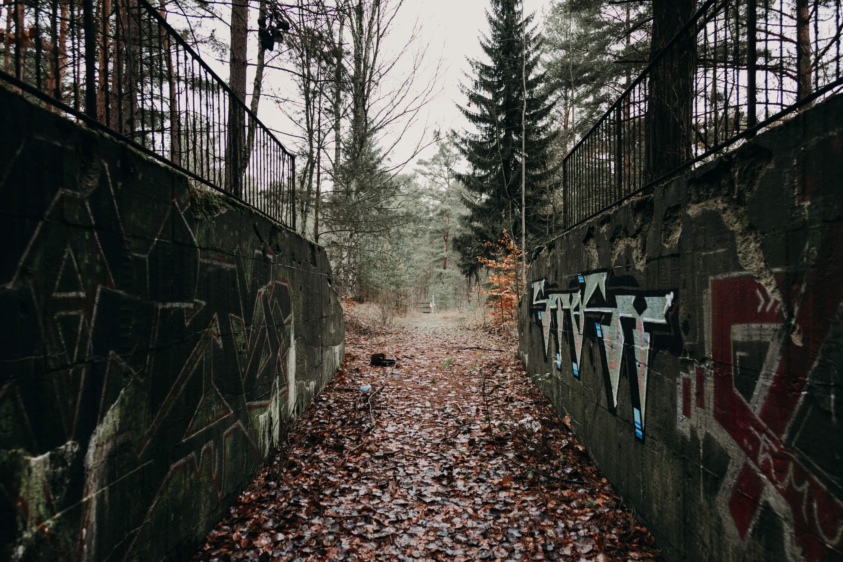 NVA Treib- und Schmierstofflager Niederlehme
