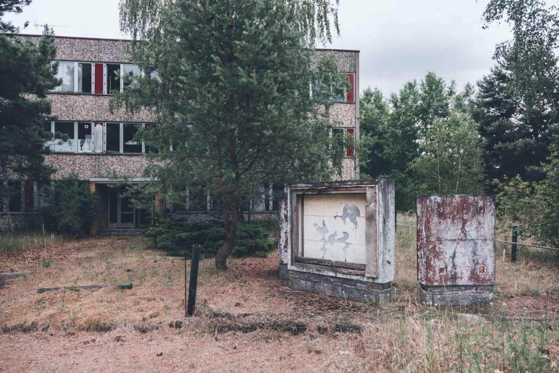 Objekt 17/5001 - der Honecker-Bunker bei Prenden