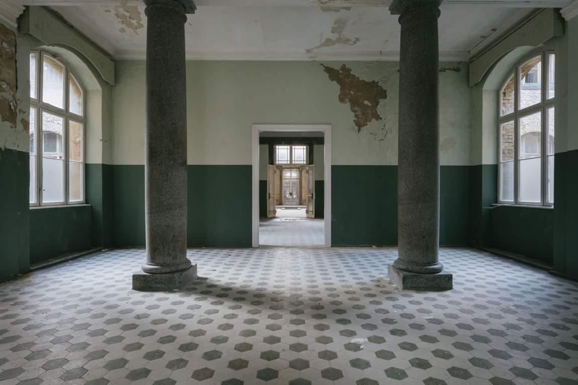 Neuerscheinung: Verlassene Orte in Brandenburg