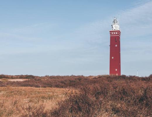 Leuchtturm Westhoofd