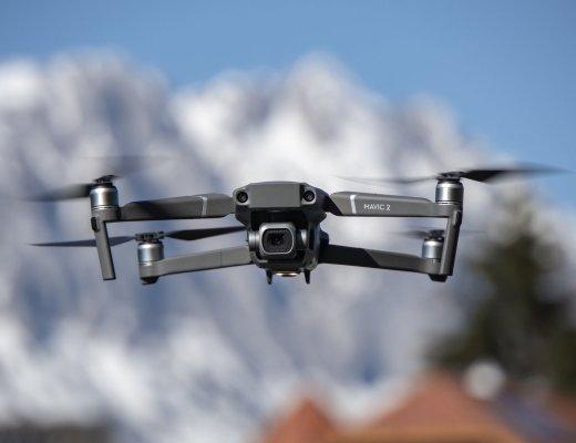 DJI Mavic 2 Pro: Die Drohne mit Hasselblad-Kamera