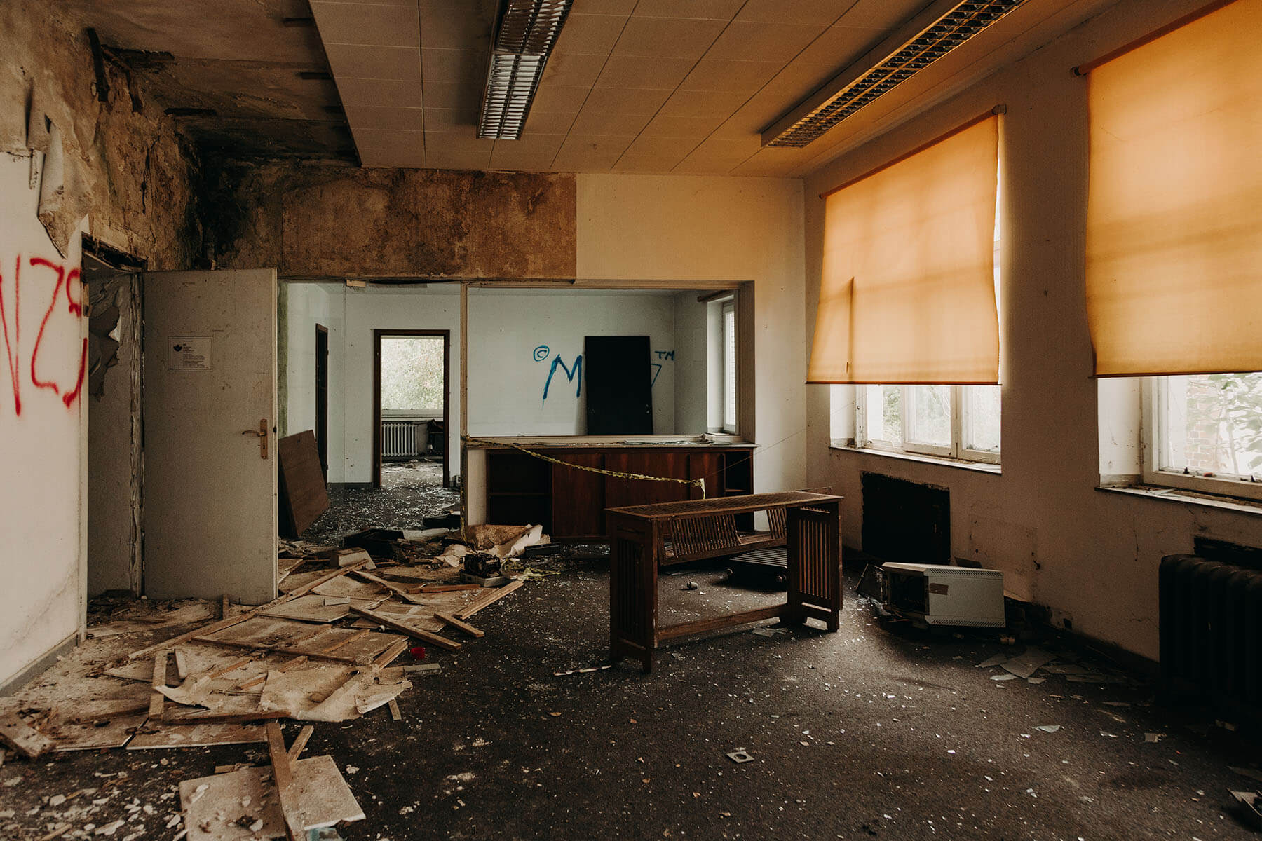 Verlassene Orte in NRW