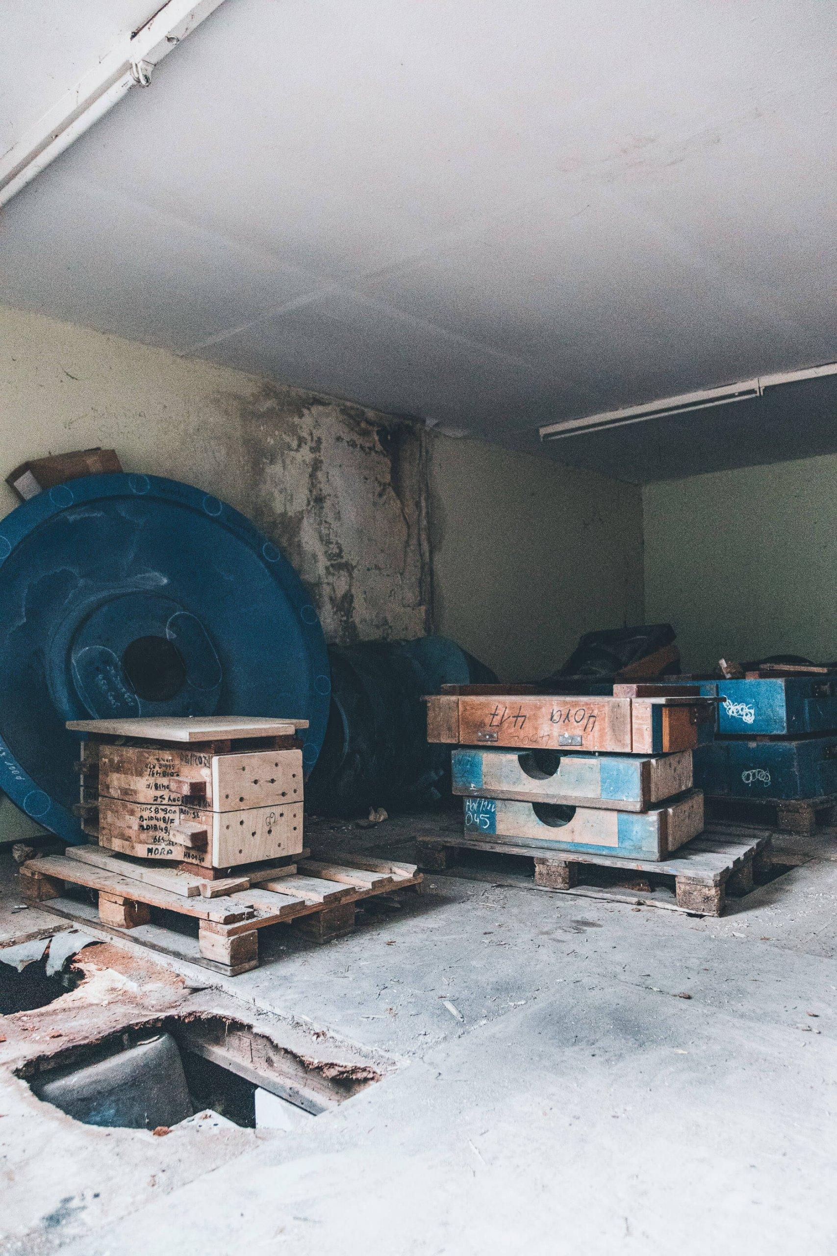 Kaltes Eisen - Das verlassene Eisenwerk - Teil 1