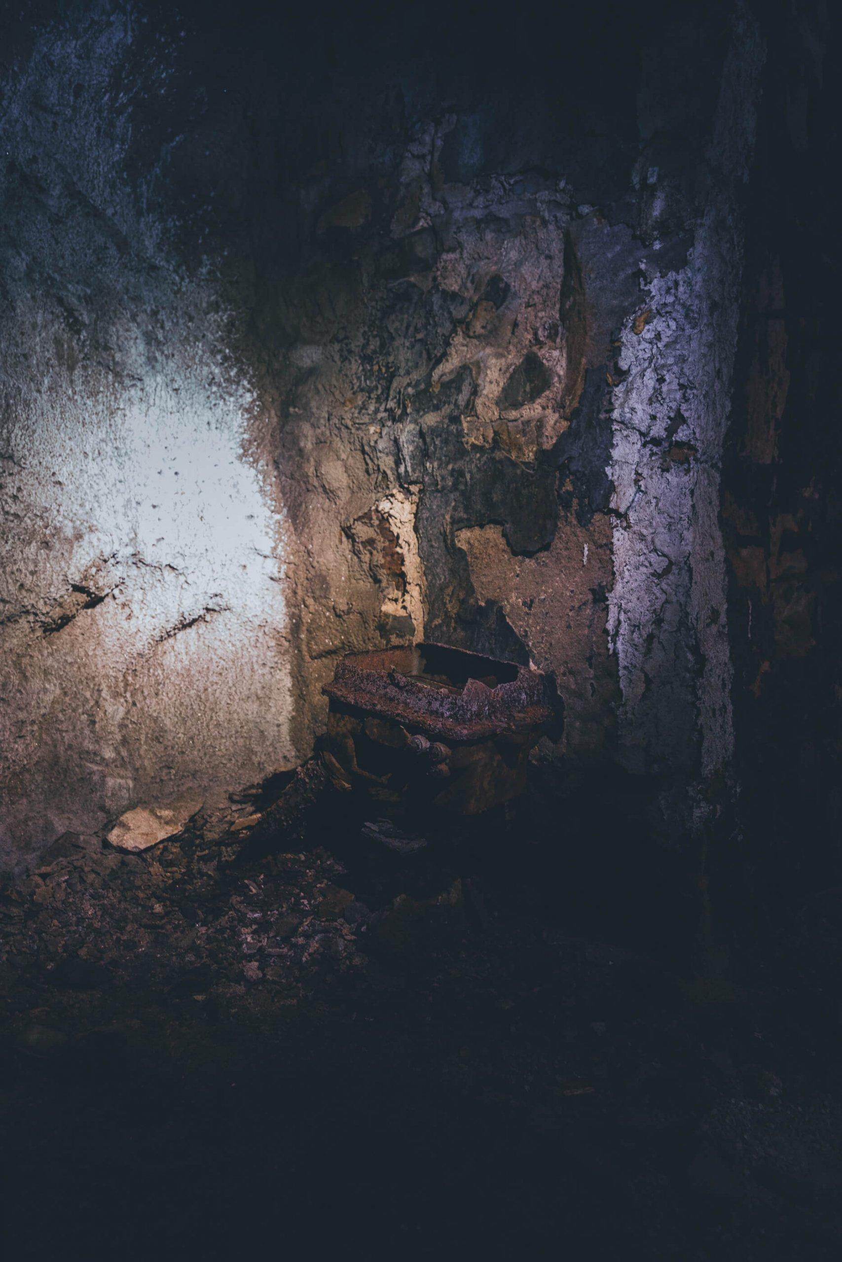 Der alte Schwelmer Eisenbahntunnel