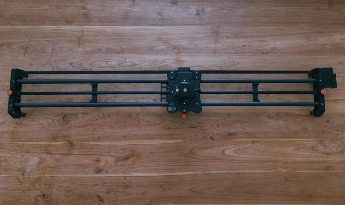 GVM Kamera Slider - Ein Kamera Slider mit Motor im Test