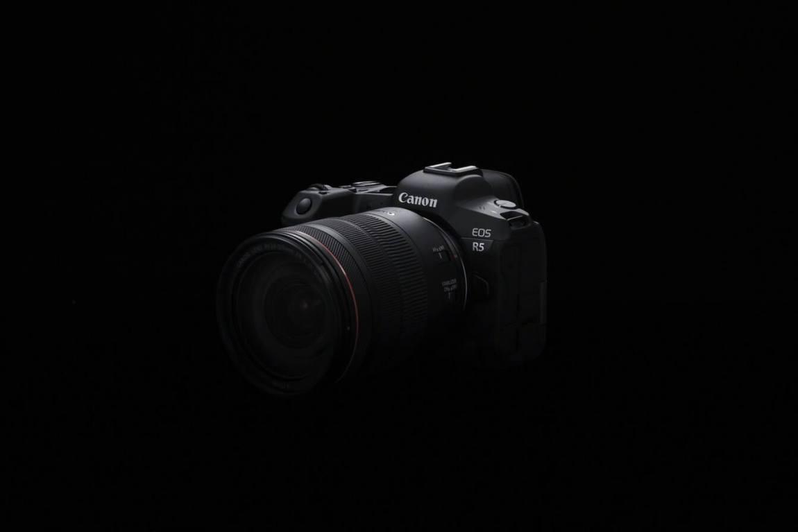 Canon EOS R5 - Mein erster Eindruck