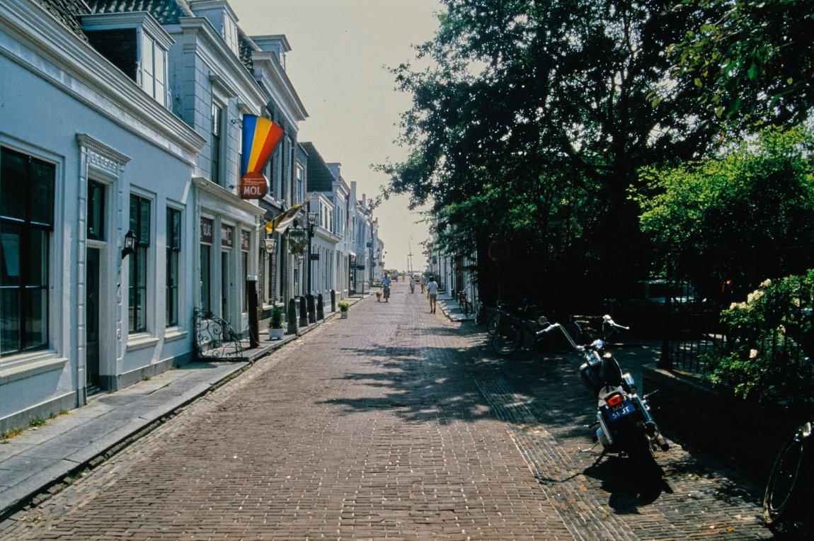 Von früher: Renesse im Sommer 1989